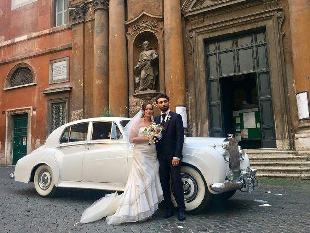 Il matrimonio di Luca  e Luana a Roma, Roma 3