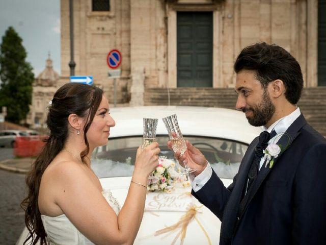 Il matrimonio di Luca  e Luana a Roma, Roma 13