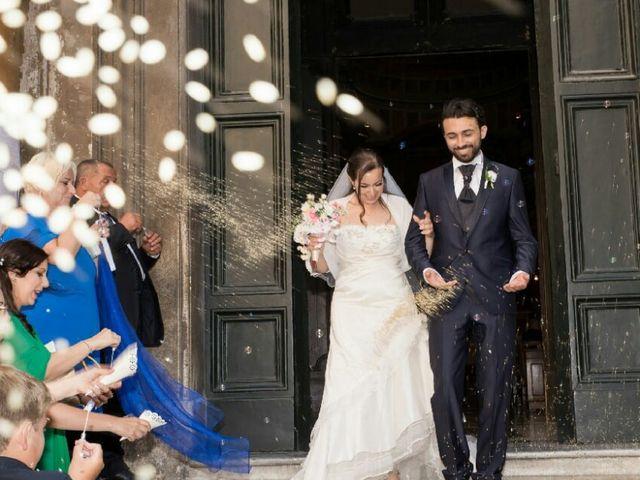 Il matrimonio di Luca  e Luana a Roma, Roma 1