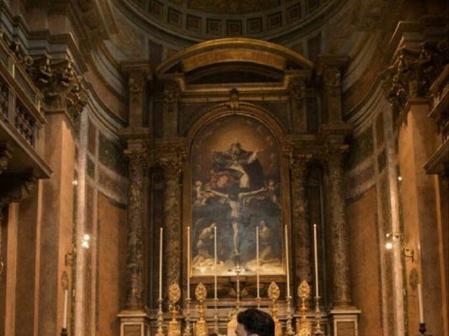 Il matrimonio di Luca  e Luana a Roma, Roma 15