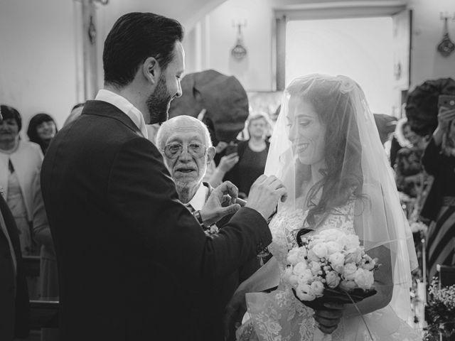 Il matrimonio di Carmine e Virginia a Agropoli, Salerno 17