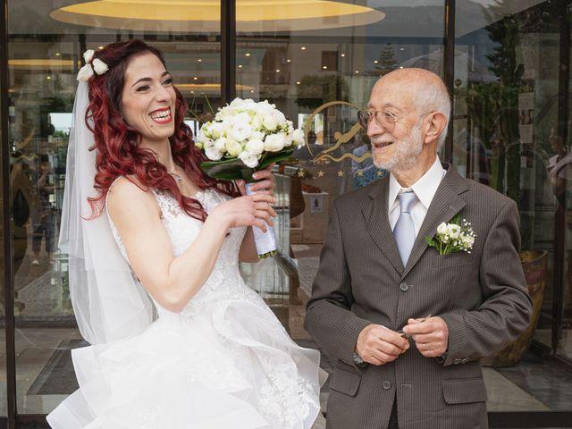 Il matrimonio di Carmine e Virginia a Agropoli, Salerno 19