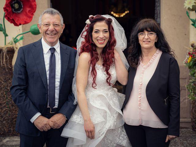 Il matrimonio di Carmine e Virginia a Agropoli, Salerno 23