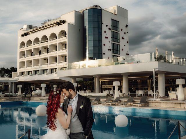 Il matrimonio di Carmine e Virginia a Agropoli, Salerno 25