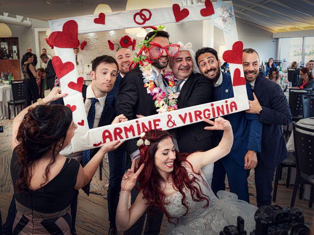 Il matrimonio di Carmine e Virginia a Agropoli, Salerno 37