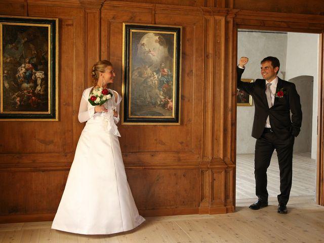 Il matrimonio di Daniela e Norberto a Cavalese, Trento 1