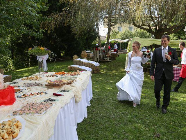 Il matrimonio di Daniela e Norberto a Cavalese, Trento 6