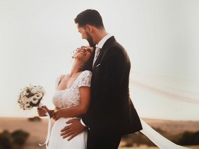 Le nozze di Luigia e Fabio
