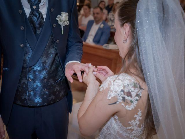 Il matrimonio di Andrea e Mara a Arquà Petrarca, Padova 24