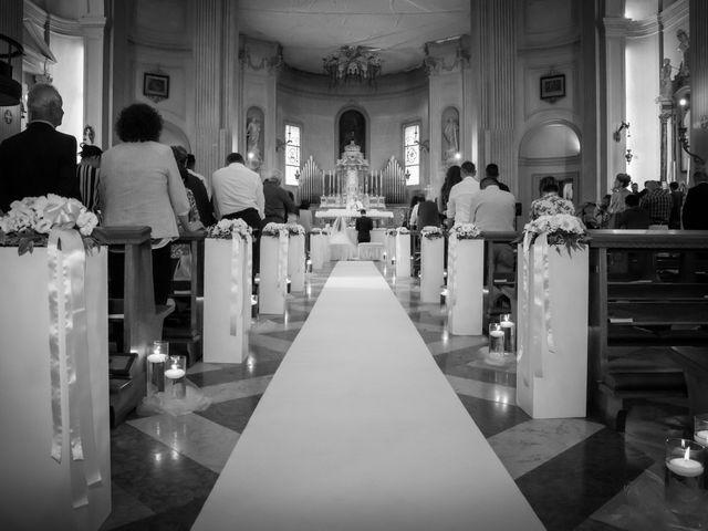 Il matrimonio di Andrea e Mara a Arquà Petrarca, Padova 25