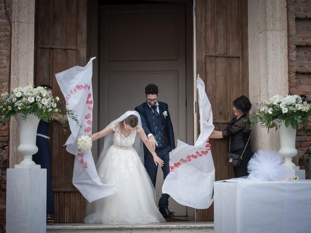 Il matrimonio di Andrea e Mara a Arquà Petrarca, Padova 27