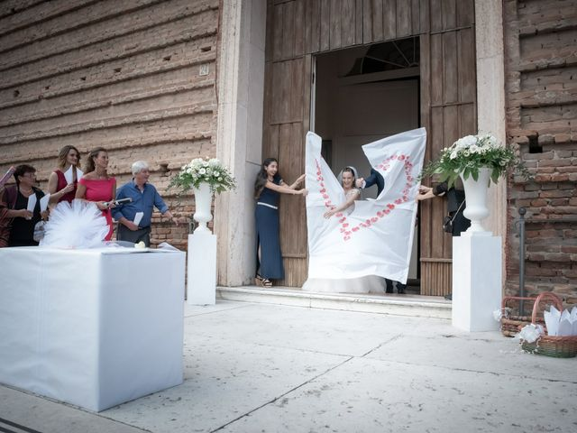 Il matrimonio di Andrea e Mara a Arquà Petrarca, Padova 28