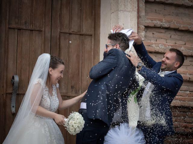 Il matrimonio di Andrea e Mara a Arquà Petrarca, Padova 30