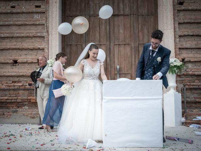 Il matrimonio di Andrea e Mara a Arquà Petrarca, Padova 32