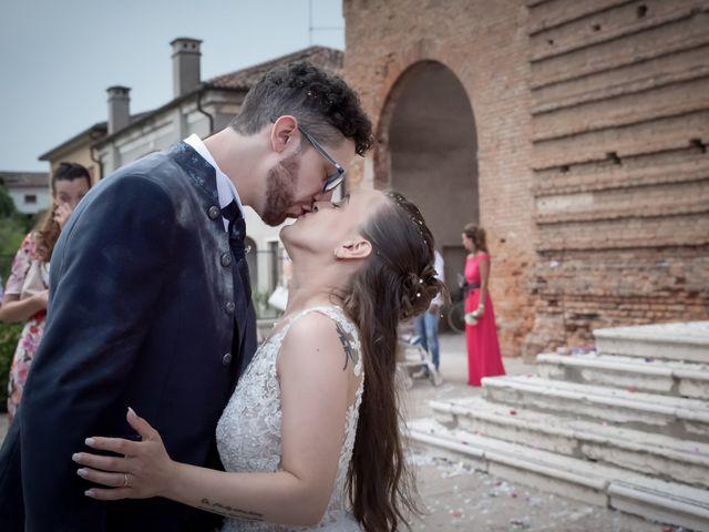 Il matrimonio di Andrea e Mara a Arquà Petrarca, Padova 33