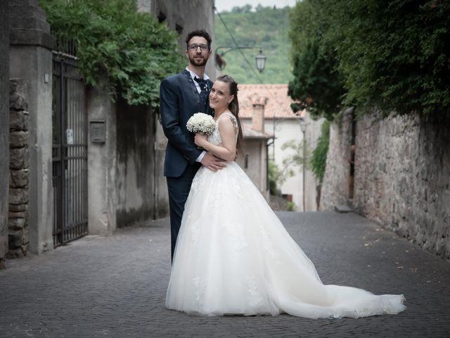 Il matrimonio di Andrea e Mara a Arquà Petrarca, Padova 37