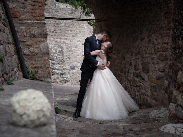 Il matrimonio di Andrea e Mara a Arquà Petrarca, Padova 1
