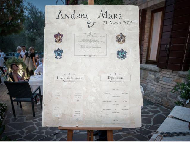Il matrimonio di Andrea e Mara a Arquà Petrarca, Padova 45