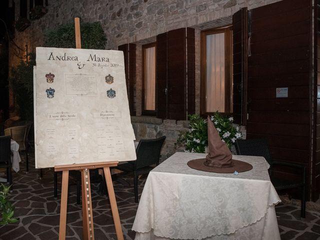 Il matrimonio di Andrea e Mara a Arquà Petrarca, Padova 46
