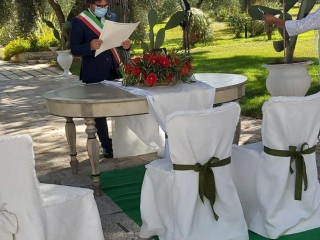 Il matrimonio di Francesco e Libera a Palo del Colle, Bari 6