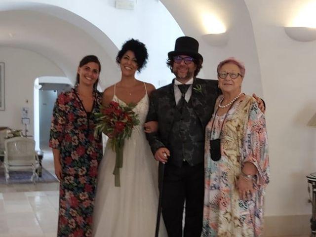 Il matrimonio di Francesco e Libera a Palo del Colle, Bari 12
