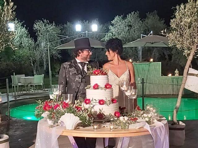 Le nozze di Libera e Francesco