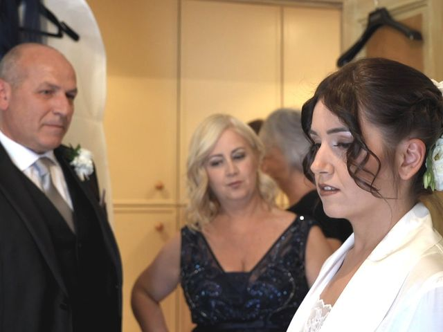 Il matrimonio di Giorgia e Simone a Bagnone, Massa Carrara 18