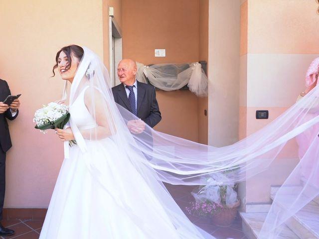 Il matrimonio di Giorgia e Simone a Bagnone, Massa Carrara 20