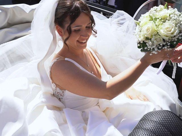 Il matrimonio di Giorgia e Simone a Bagnone, Massa Carrara 21