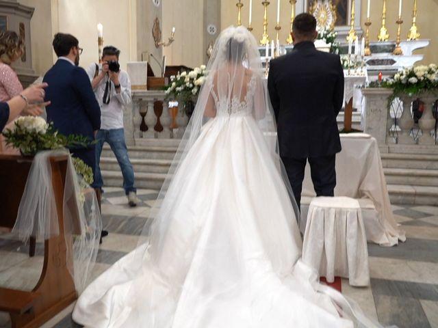 Il matrimonio di Giorgia e Simone a Bagnone, Massa Carrara 28