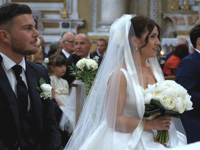 Il matrimonio di Giorgia e Simone a Bagnone, Massa Carrara 29