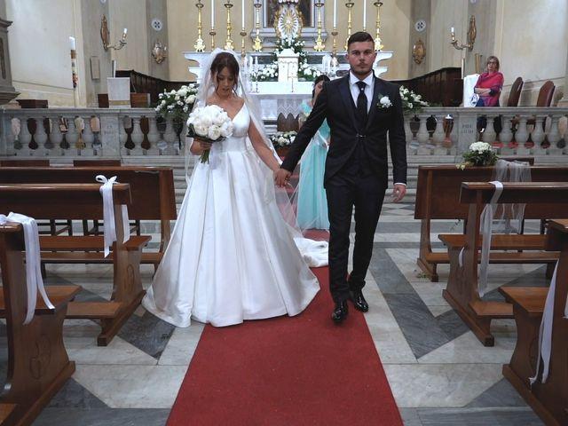 Il matrimonio di Giorgia e Simone a Bagnone, Massa Carrara 32