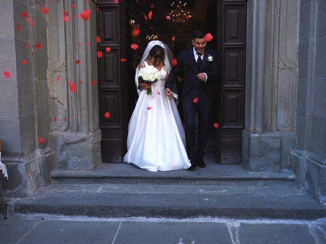 Il matrimonio di Giorgia e Simone a Bagnone, Massa Carrara 33