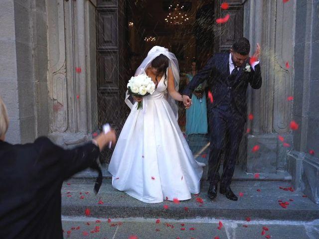 Il matrimonio di Giorgia e Simone a Bagnone, Massa Carrara 35