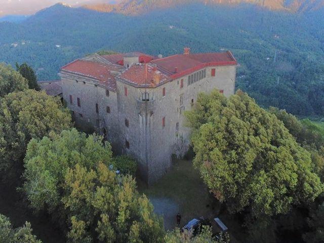 Il matrimonio di Giorgia e Simone a Bagnone, Massa Carrara 39