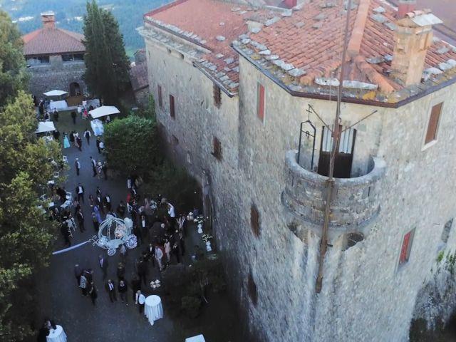 Il matrimonio di Giorgia e Simone a Bagnone, Massa Carrara 40