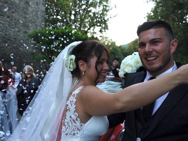 Il matrimonio di Giorgia e Simone a Bagnone, Massa Carrara 43