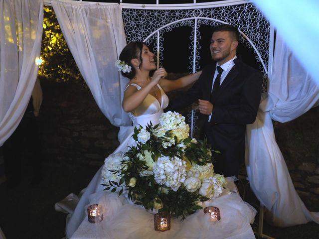 Il matrimonio di Giorgia e Simone a Bagnone, Massa Carrara 53