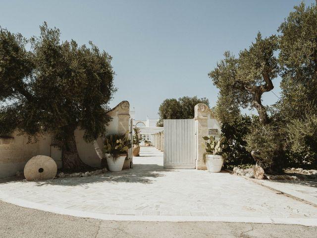 Il matrimonio di Giovanni e Teresa a Fasano, Brindisi 4