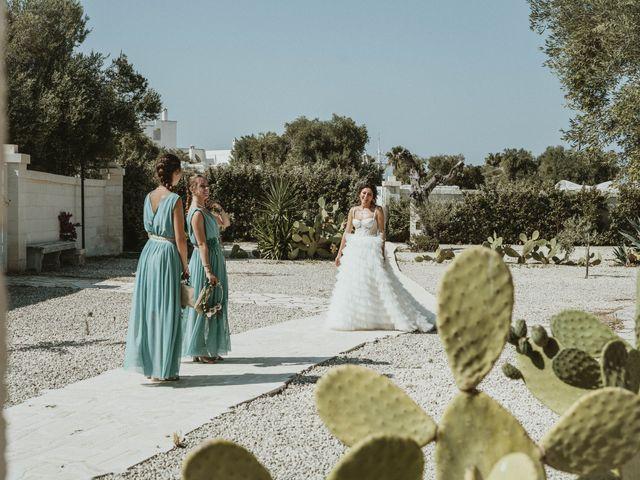 Il matrimonio di Giovanni e Teresa a Fasano, Brindisi 18