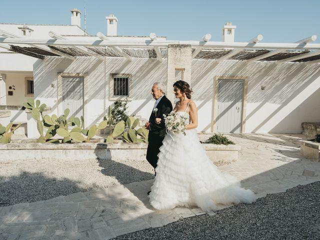 Il matrimonio di Giovanni e Teresa a Fasano, Brindisi 22