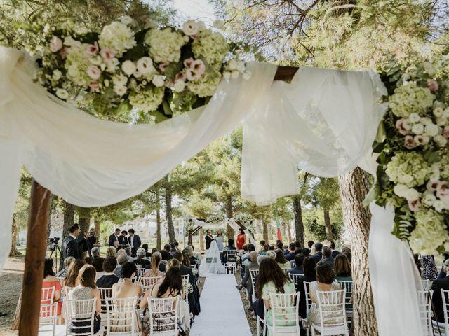 Il matrimonio di Giovanni e Teresa a Fasano, Brindisi 23