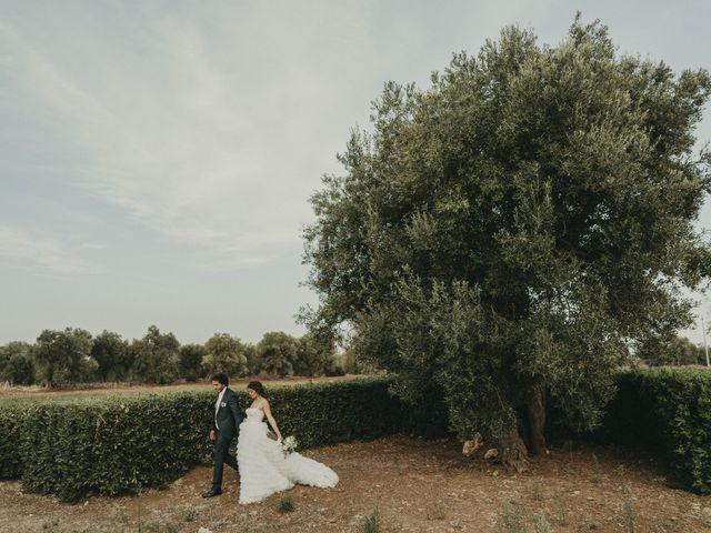 Il matrimonio di Giovanni e Teresa a Fasano, Brindisi 38