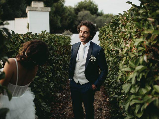 Il matrimonio di Giovanni e Teresa a Fasano, Brindisi 41