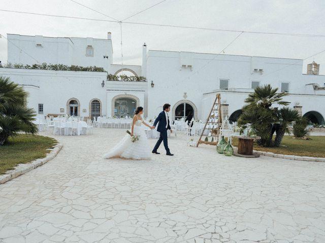 Il matrimonio di Giovanni e Teresa a Fasano, Brindisi 46