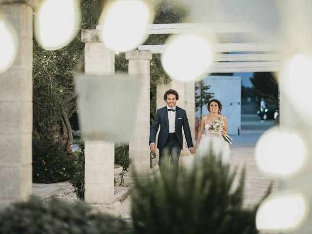 Il matrimonio di Giovanni e Teresa a Fasano, Brindisi 47