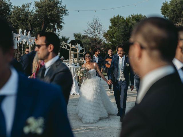 Il matrimonio di Giovanni e Teresa a Fasano, Brindisi 48