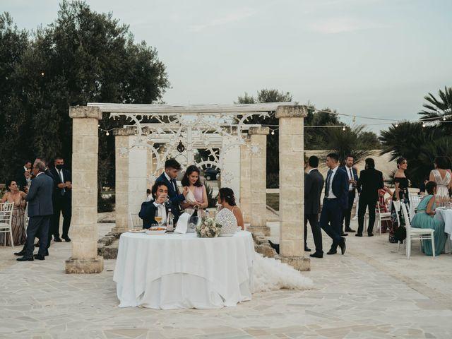 Il matrimonio di Giovanni e Teresa a Fasano, Brindisi 53
