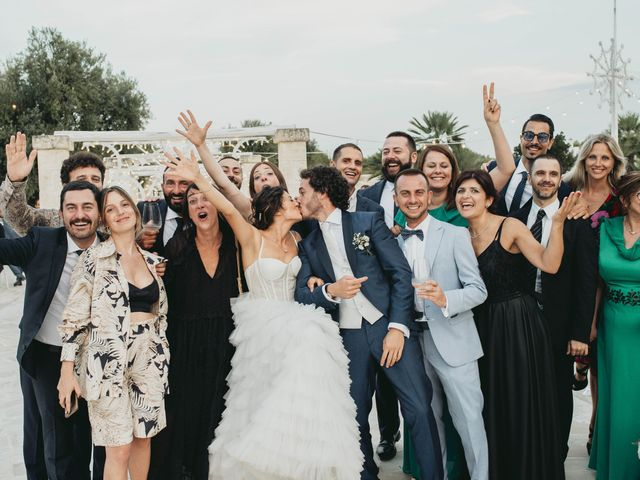Il matrimonio di Giovanni e Teresa a Fasano, Brindisi 54