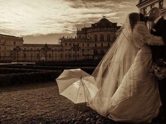 Le nozze di Joy e Alessio